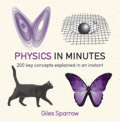 Physics in Minutes: GilesSparrow