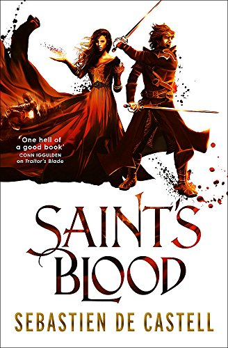 9781782066811: Saint's Blood: The Greatcoats Book 3
