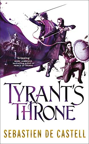 9781782066835: Tyrant's Throne: The Greatcoats Book 4