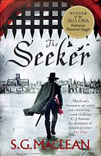 9781782068433: The Seeker: Damian Seeker 1 (Captain Damian Seeker)