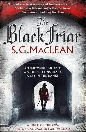 9781782068471: The Black Friar: The Seeker 2