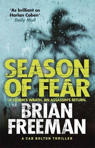 9781782068969: Season of Fear: A Cab Bolton Thriller