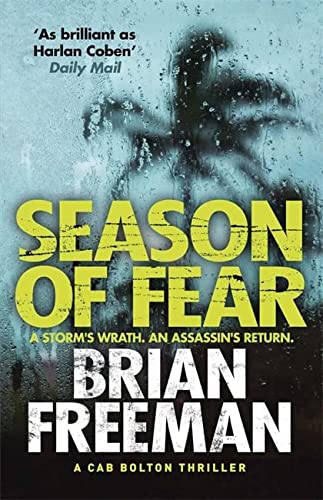 9781782068976: Season of Fear: A Cab Bolton Thriller
