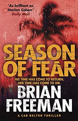 9781782068990: Season of Fear: A Cab Bolton Thriller