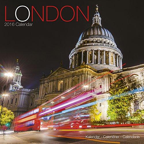 9781782084907: London Calendar 2016