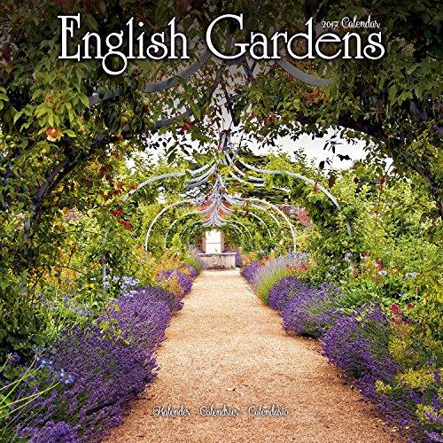 9781782088899: English Gardens Calendar 2017