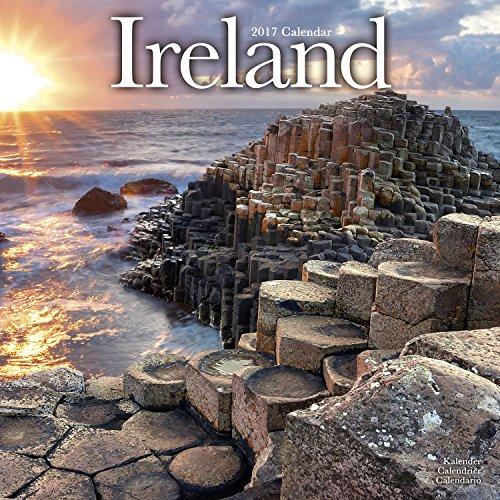 9781782088943: Ireland Calendar - Northern Ireland Calendar - Calendars 2016 - 2017 Wall Calendars - Photo Calendar - Ireland 16 Month Wall Calendar by Avonside