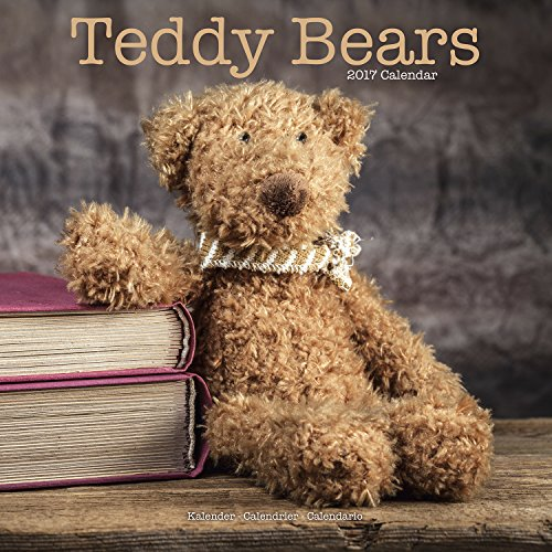 9781782089216: Teddy Bear Calendar - Calendars 2016 - 2017 Wall Calendars - Doll Calendars - Teddy Bears 16 Month Wall Calendar by Avonside