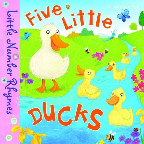 9781782090793: My Rhyme Time: Five Little Ducks (Little Library Nursery Rhymes)