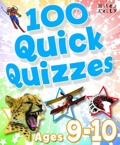 9781782091257: 100 Quick Quizzes - Ages 9-10
