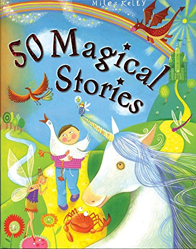 512 Magical Stories (Paperback): Miles Kelly