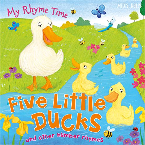 9781782094401: My Rhyme Time: Five Little Ducks