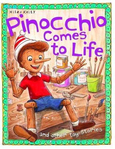 Pinocchio Comes to Life (Paperback)