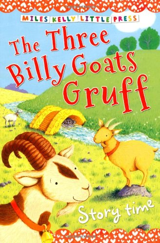 9781782094869: The Three Billy Goats Gruff (Little Press Story Time)