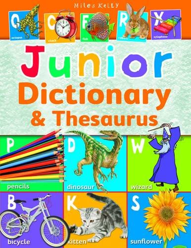 9781782095217: Junior Dictionary & Thesaurus