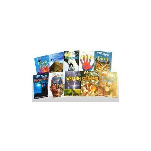 9781782095484: 100 Facts Children's 10-Volume Set