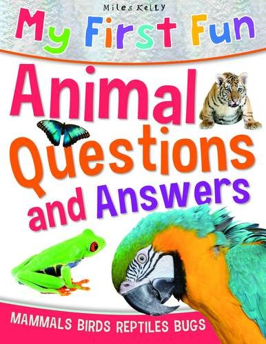 9781782095736: My First Fun Animal Questions & Answers