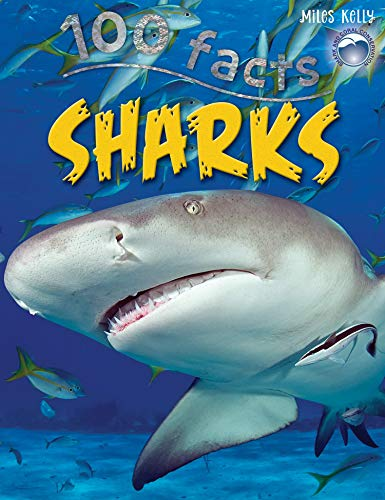 9781782095897: 100 facts Sharks