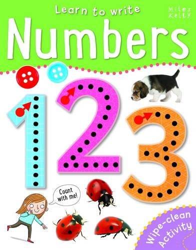 9781782096313: LEARN TO WRITE - NUMBERS