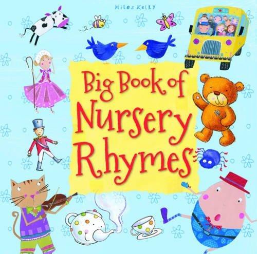 9781782096351: Big Book of Nursery Rhymes