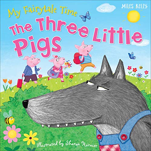 9781782096566: Three Little Pigs (Little Press Story Time)