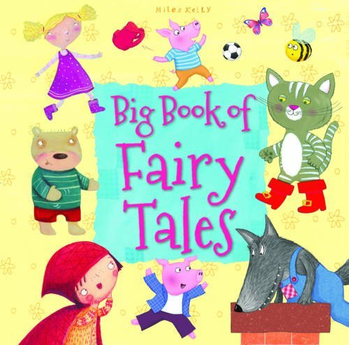 9781782096597: BIG BOOK OF FAIRY TALES (Nursery Rhymes)
