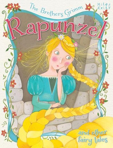 9781782097457: The Brothers Grimm Rapunzel And Other Fairy Tales