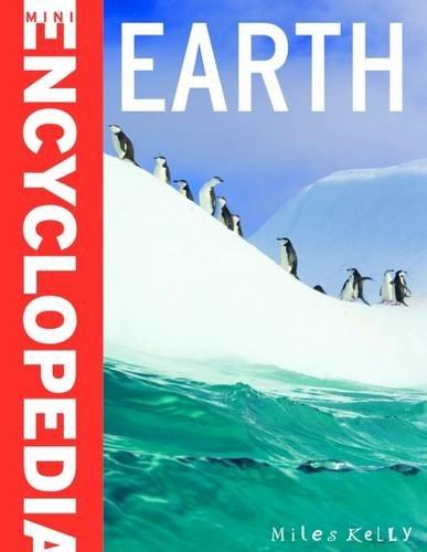 Mini Encyclopedia Earth (Paperback): Steve Parker