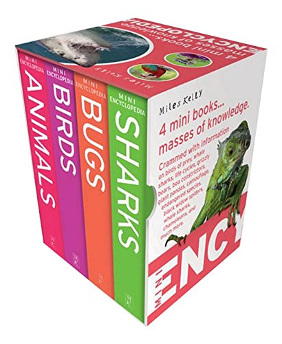 9781782098614: Mini Encyclopedia Animal Box Set of 4