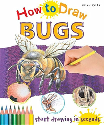 9781782099123: How to Draw Bugs