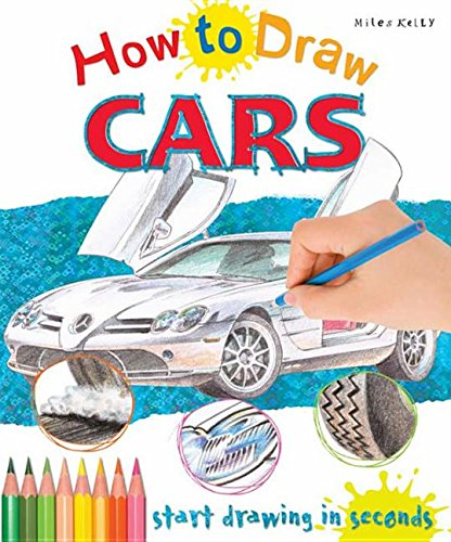 9781782099130: How to Draw Cars