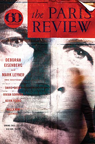 Paris Review Issue 204 (Spring 2013): Canongate Canons