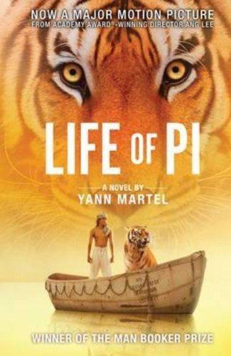 Life of Pi a Novel By Yann: yann martel