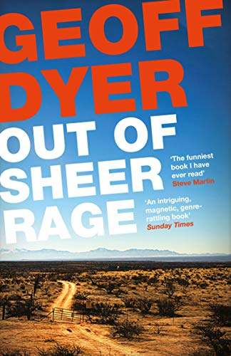 9781782115137: Out of Sheer Rage: In the Shadow of D. H. Lawrence