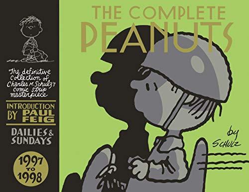 9781782115212: The Complete Peanuts 1997-1998: Volume 24