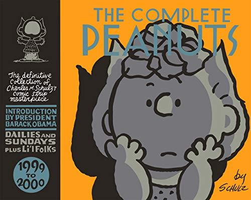 9781782115229: The Complete Peanuts 1999-2000: Volume 25