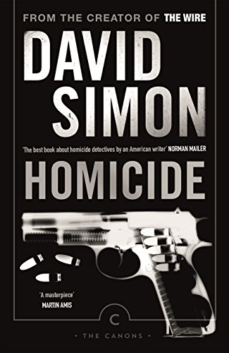 9781782116301: Homicide: A Year on the Killing Streets