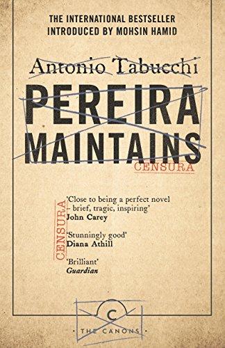 9781782116318: Pereira Maintains (Canons)