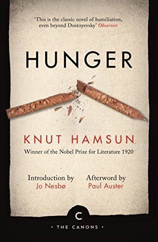 9781782117124: Hunger (Canons)
