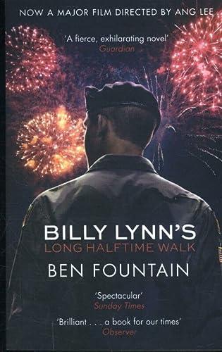 Billy Lynn's Long Halftime Walk, Film Tie In: Ben Fountain