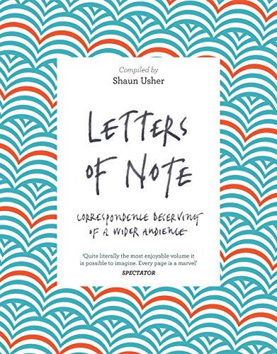 9781782119289: Letters Of Note