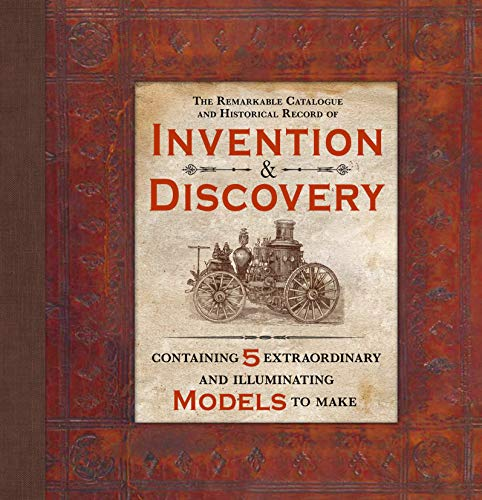 The Remarkable Catalogue and Historical Record of Invention & Discovery: Claire Hawcock
