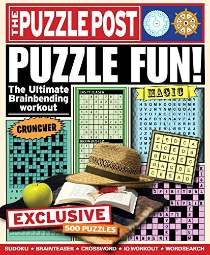 9781782121268: Puzzle Post - Puzzle Fun!: The Ultimate Brainbending Workout