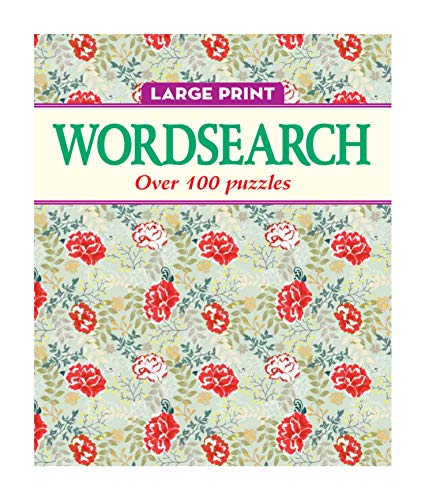 9781782121374: Large Print Wordsearch