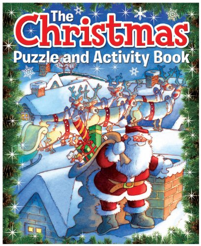 The Christmas Puzzle and Activity Book: Publishing, Arcturus; Arcturus Publishing