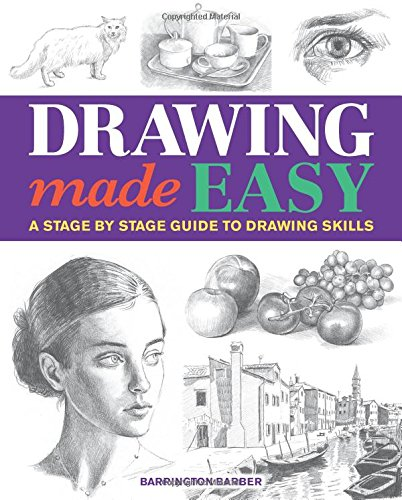 9781782122210: Drawing Made Easy: A Stage by Stage Guide to Drawing Skills