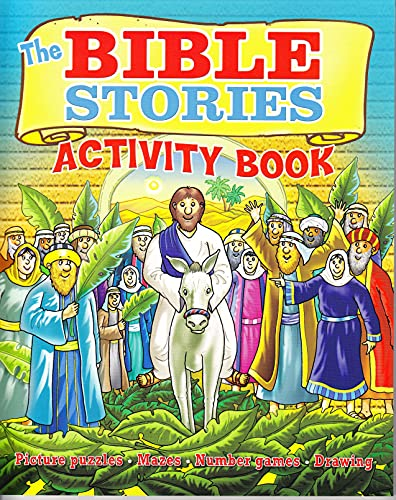 The Bible Stories Activity Book: Arcturus Publishing