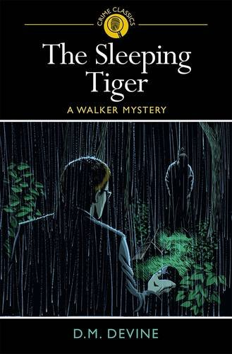9781782124436: The Sleeping Tiger: A Walker Mystery (Arcturus Crime Classics)