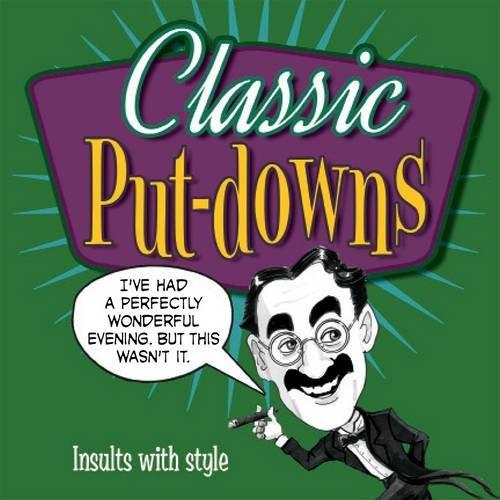Classic Put-downs: Blake, Mike