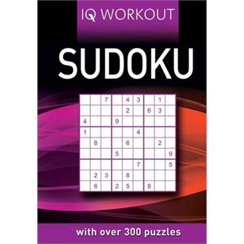 9781782124559: Sudoku - IQ Workout (Over 300 puzzles)
